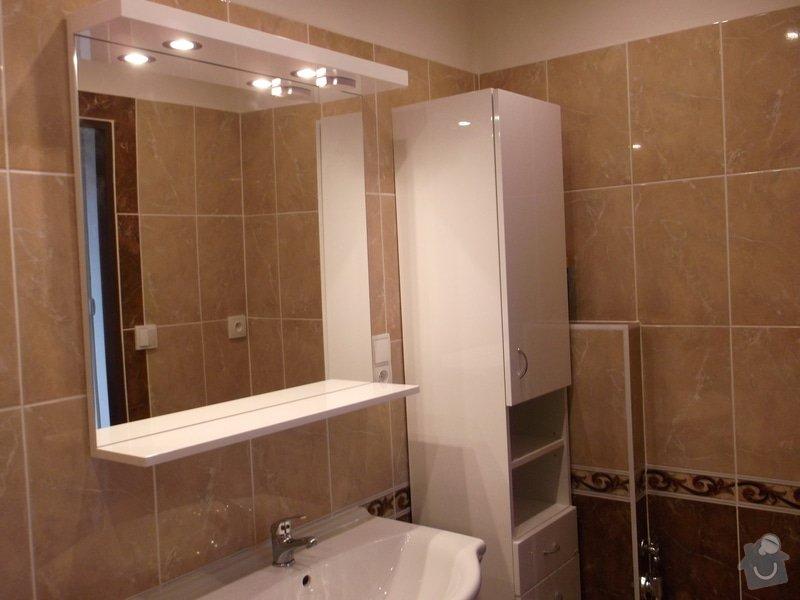 Rekonstrukce koupelny: DSCF1525