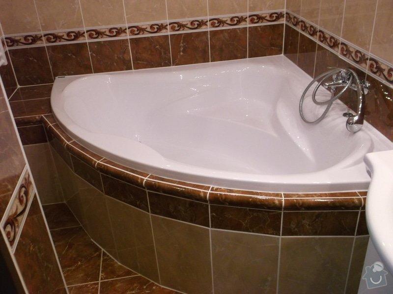 Rekonstrukce koupelny: DSCF1526