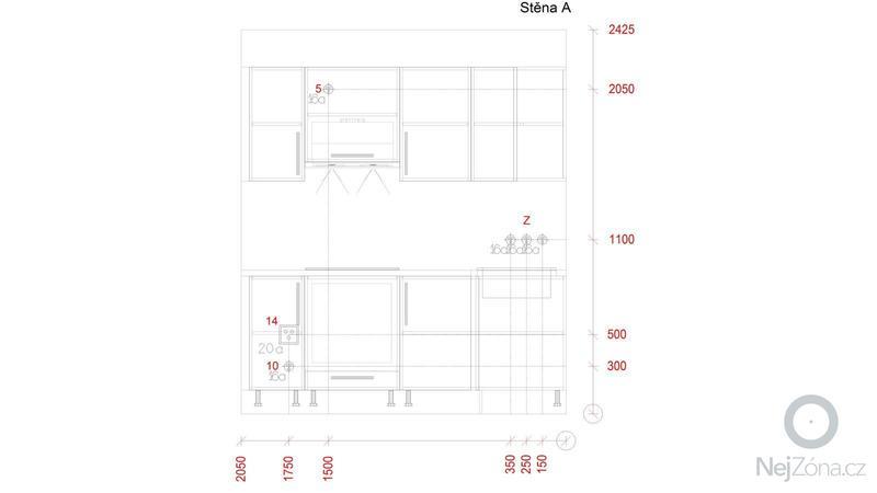 Příprava na kuchyňskou linku: IP_Stena_A