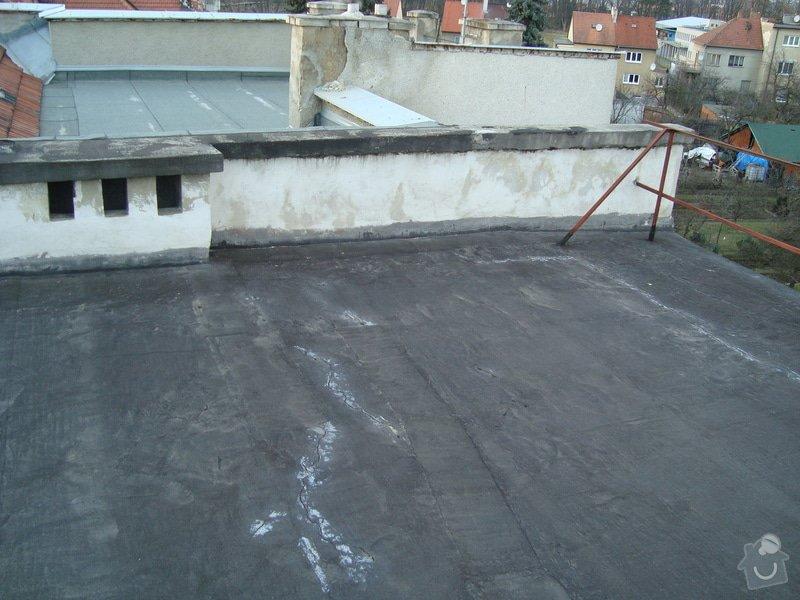Hydroizolace a zateplení ploché střechy cca 100m2: 2015-03-04_18.10.09