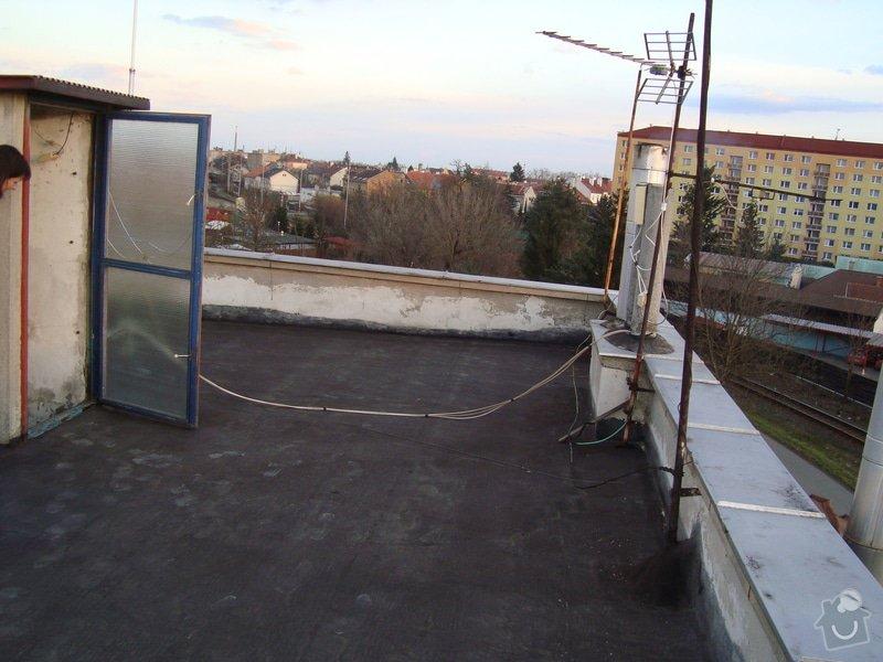 Hydroizolace a zateplení ploché střechy cca 100m2: 2015-03-04_18.10.45