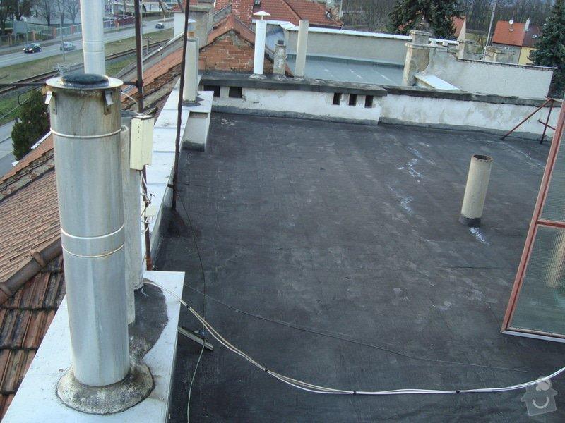 Hydroizolace a zateplení ploché střechy cca 100m2: 2015-03-04_18.12.17
