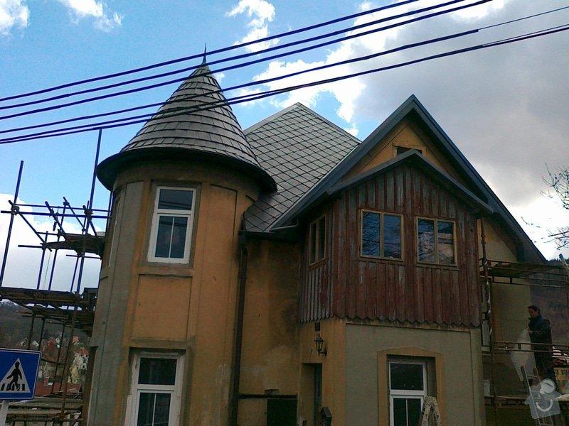 Rekonstrukce střešního pláště: 04032015353