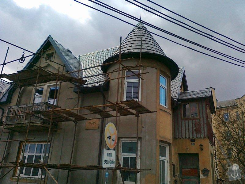 Rekonstrukce střešního pláště: 04032015355