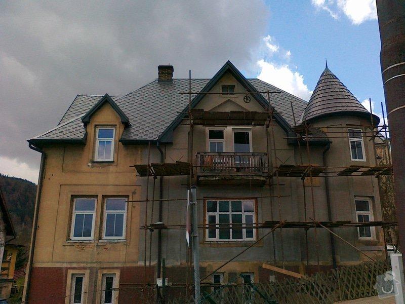 Rekonstrukce střešního pláště: 04032015356