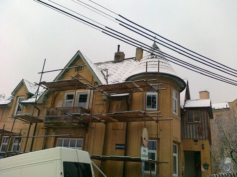 Rekonstrukce střešního pláště: 08012015334