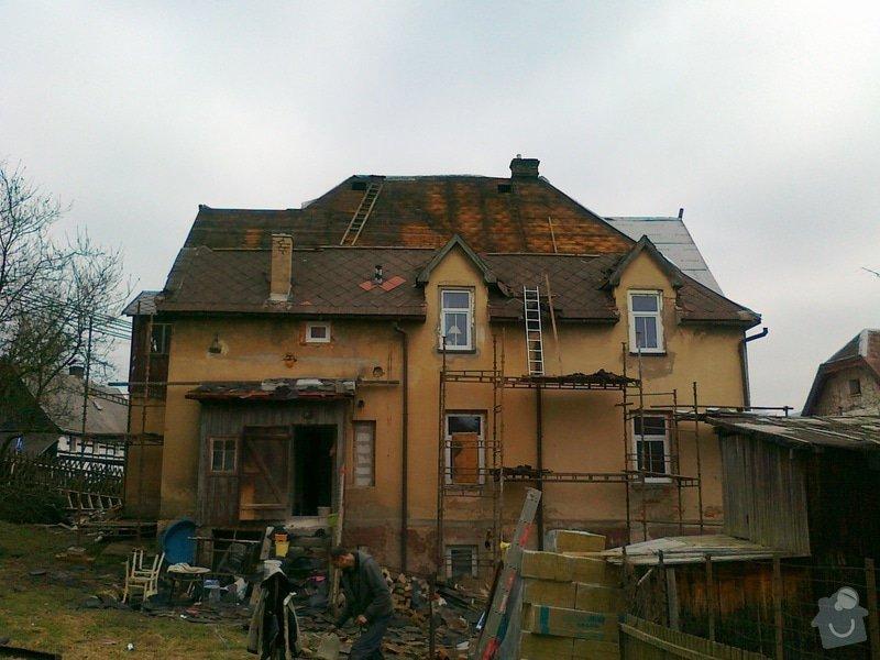 Rekonstrukce střešního pláště: 17022015340