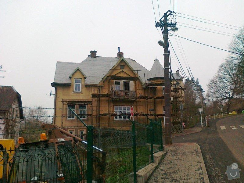 Rekonstrukce střešního pláště: 20012015335