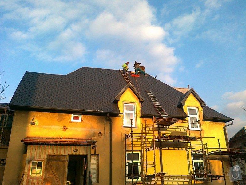 Rekonstrukce střešního pláště: 27022015349