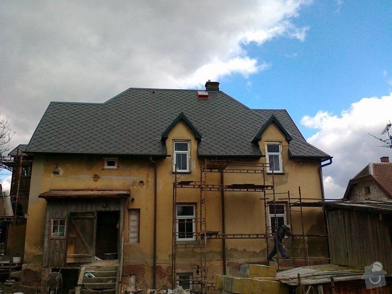Rekonstrukce střešního pláště: 04032015350