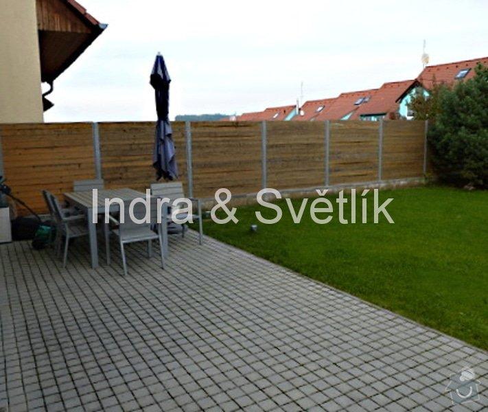 Zhotovení venkovní terasy: 20
