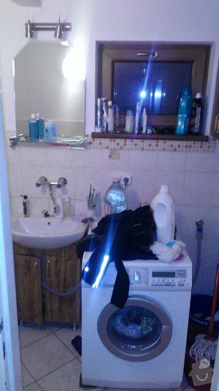 Rekonstrukce dvou koupelen a WC v RD - Trojanovice: spodni_koupelna_1_