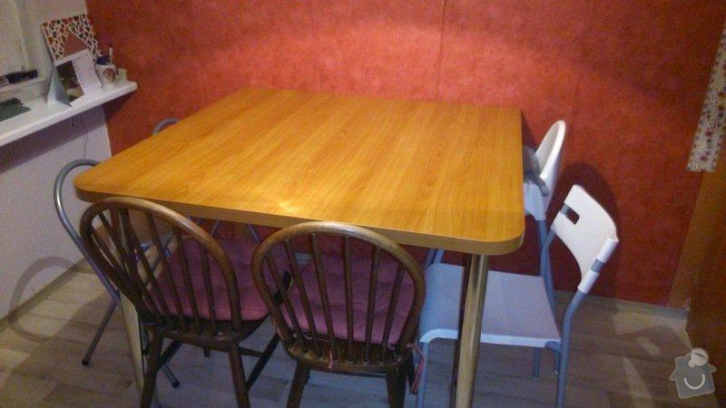 Pracovní koutek a atypicky jídelní stůl: DSC_0096