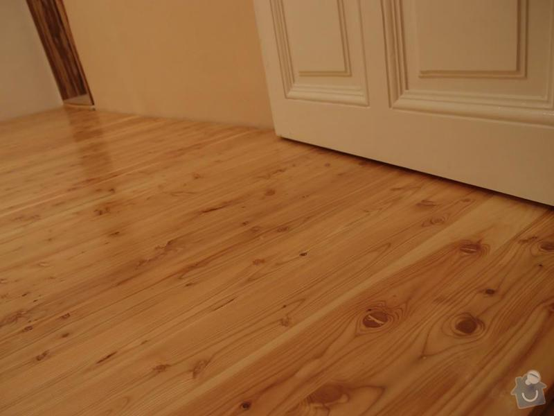 Pokládka podlahy a nábytek do pokoje: 0