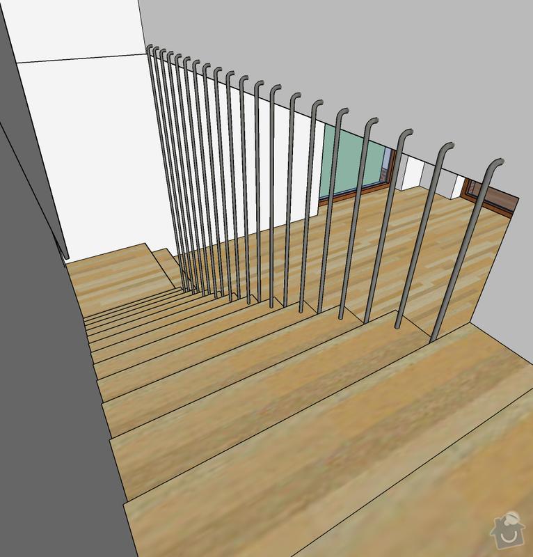 Schodišťové zábradlí z ocelových prutů: zabradli-3