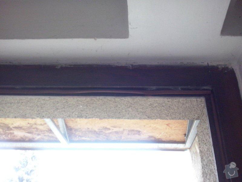 Repas dřevěných vchodových dveří: CAM00046