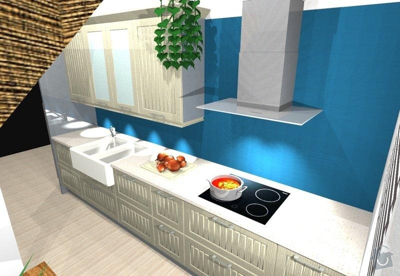 Kuchyně, skříně, botník: 11