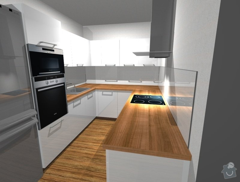 Kuchyňská linka se spotřebiči: 4260729-1_PSV001