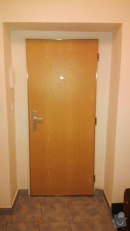Opravu vchodových dveří Next a uchycení do zdiva: IMG_20150308_113916