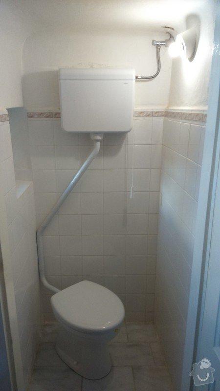 Výměna WC mísy a splachovací nádržky: DSC_0401