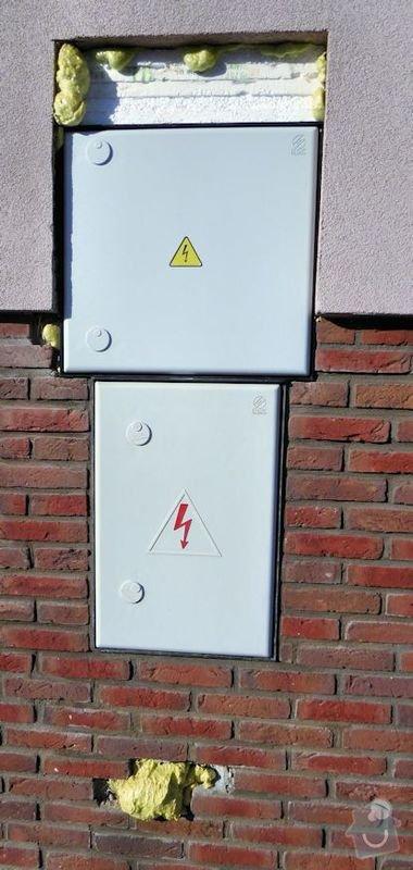 Opravu zateplené venkovní fasády: P1000537