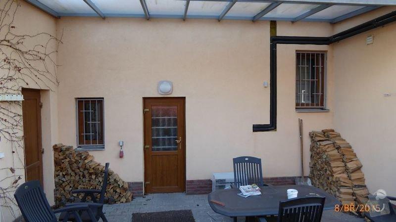 Opravu zateplené venkovní fasády: P1000539