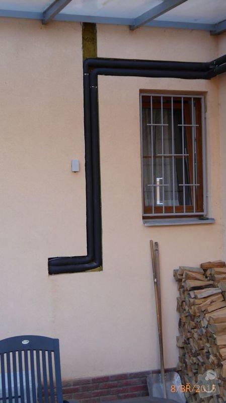 Opravu zateplené venkovní fasády: P1000540