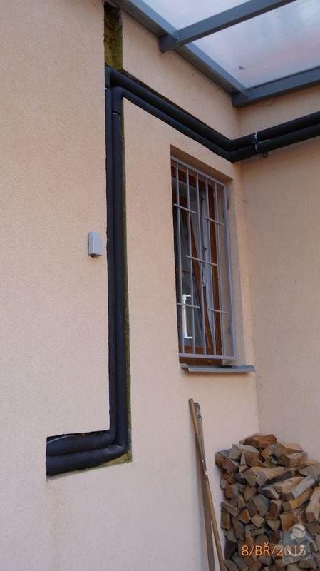 Opravu zateplené venkovní fasády: P1000541