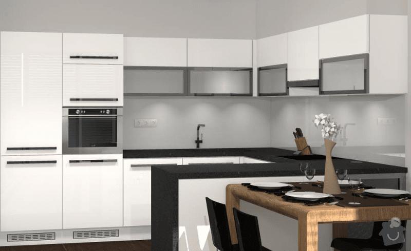 Návrh a výroba kuchyňské linky: var._kuch._2