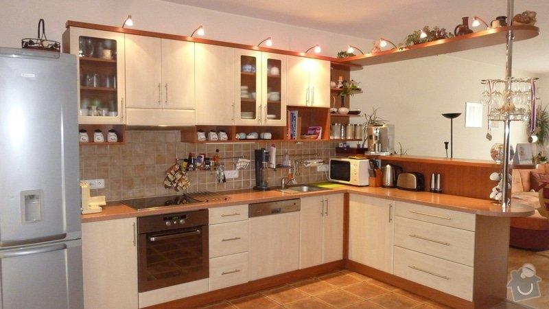 Nová kuchyň: 2