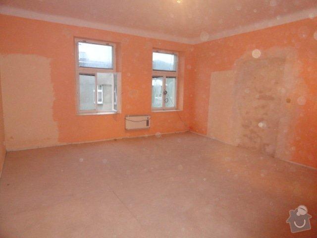 Částečna rekonstrukce dvou bytů: DSC00789