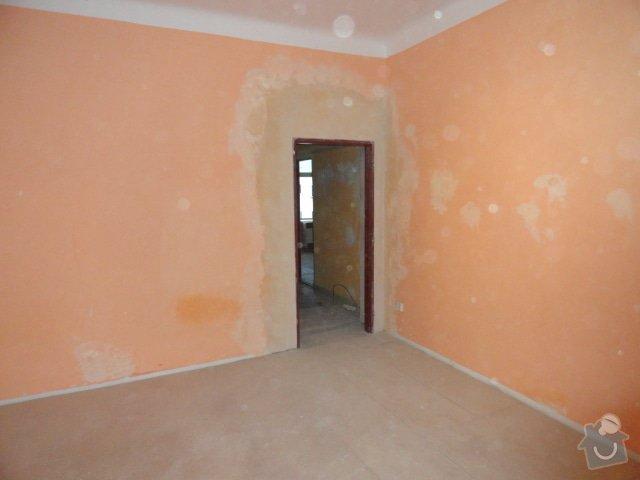 Částečna rekonstrukce dvou bytů: DSC00790