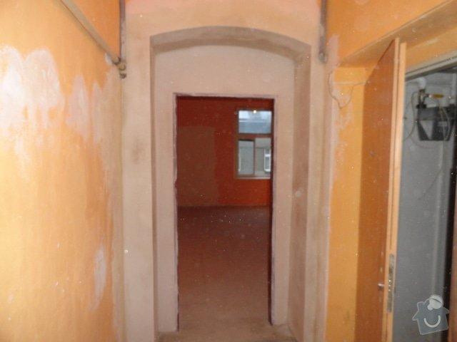 Částečna rekonstrukce dvou bytů: DSC00791