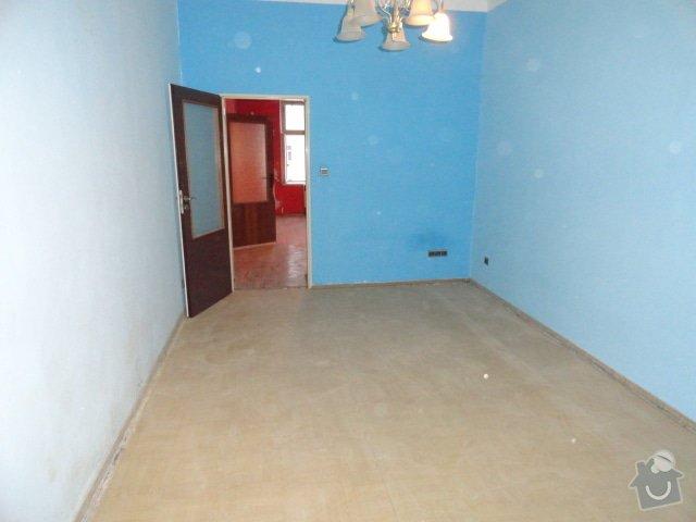 Částečna rekonstrukce dvou bytů: DSC00796