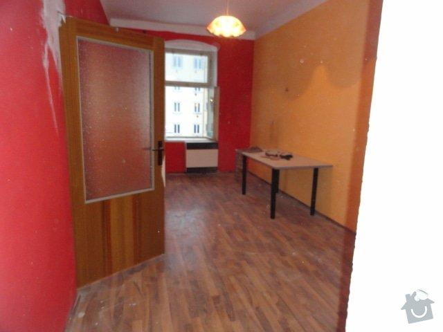 Částečna rekonstrukce dvou bytů: DSC00797