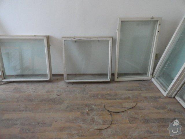 Částečna rekonstrukce dvou bytů: DSC03734