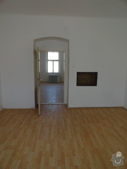Částečna rekonstrukce dvou bytů: DSC03945