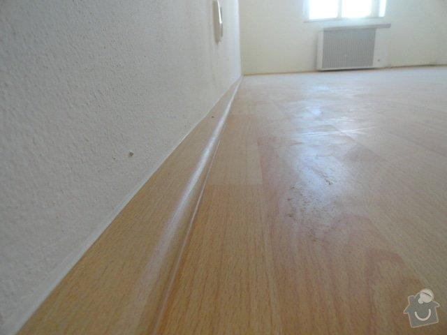 Částečna rekonstrukce dvou bytů: DSC03949