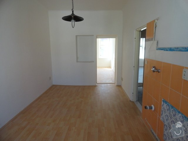 Částečna rekonstrukce dvou bytů: DSC03956