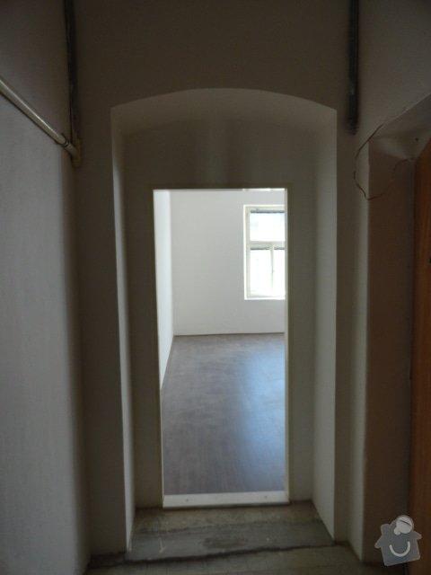 Částečna rekonstrukce dvou bytů: DSC03958