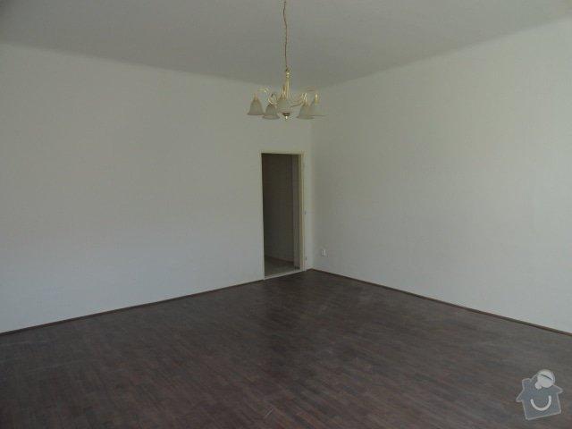 Částečna rekonstrukce dvou bytů: DSC03961