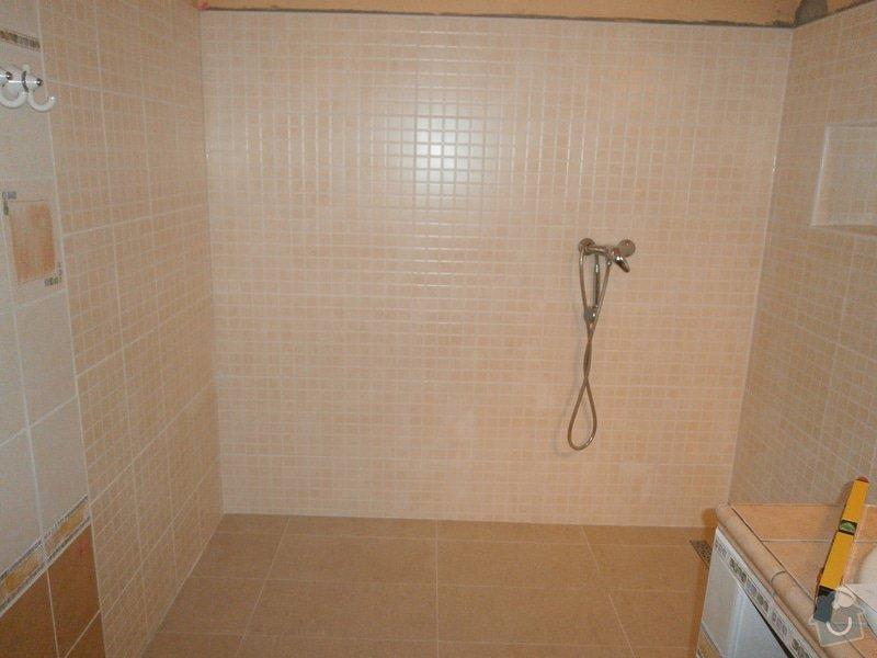 Rekonstrukce části koupelny: P9150327