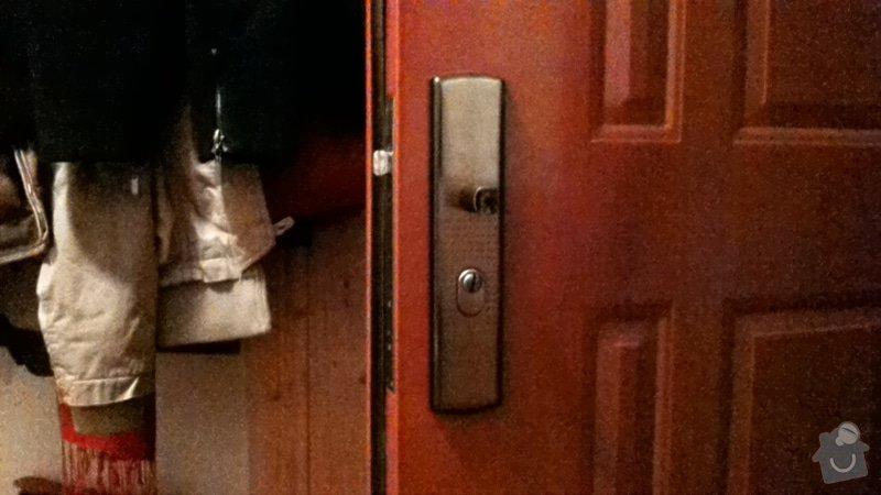 Klika do dveří: P_20150309_195121