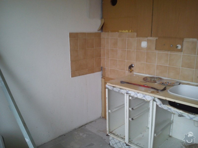 Rekonstrukce bytu 2+1 Vyškov: DSC_0100
