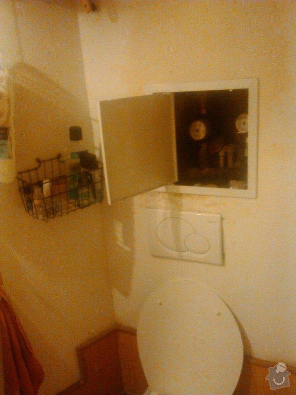 Oprava plastového přívodu teplé vody: DSC_1432