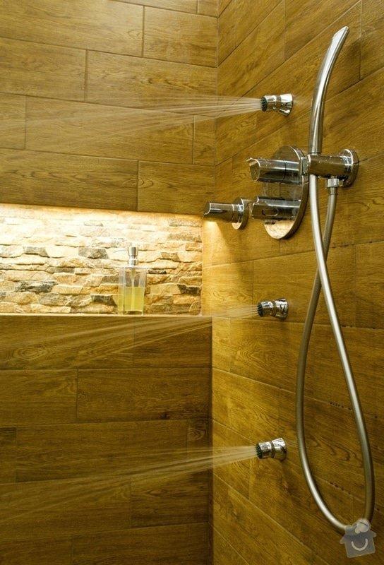 Rekonstrukce koupelny: Koupelna_Grohe