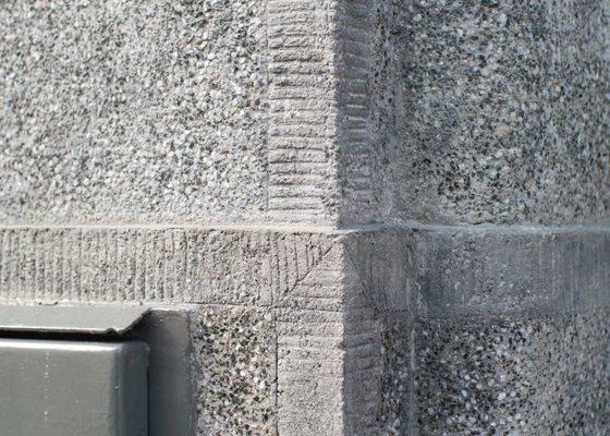 Oprava terasového portálu