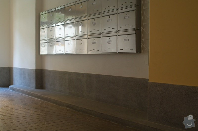 Oprava terasového portálu: tero3