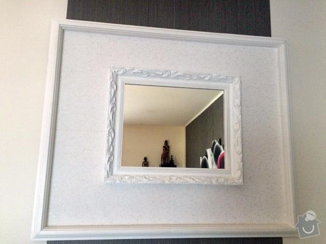 Ozdobné zrcadlo v rámu: Ozdobne-zrcadlo-4