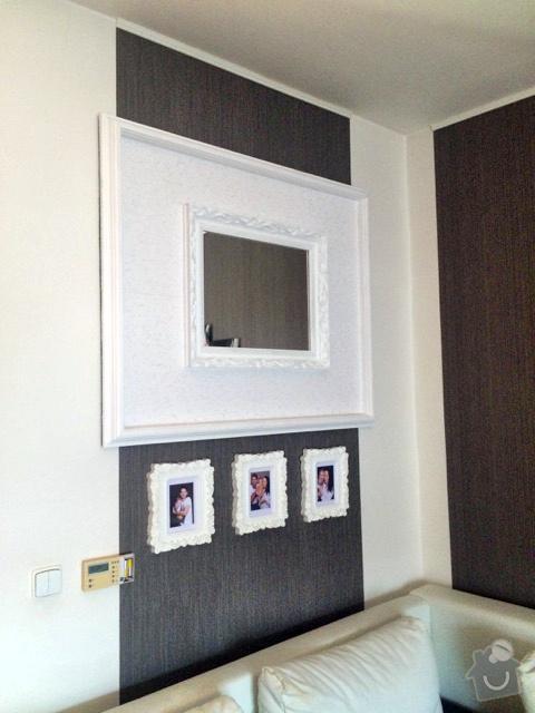 Ozdobné zrcadlo v rámu: Ozdobne-zrcadlo-2